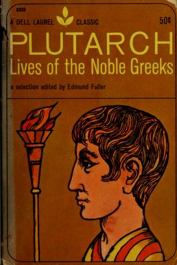 Cover of: Lives of the noble Greeks | Plutarch