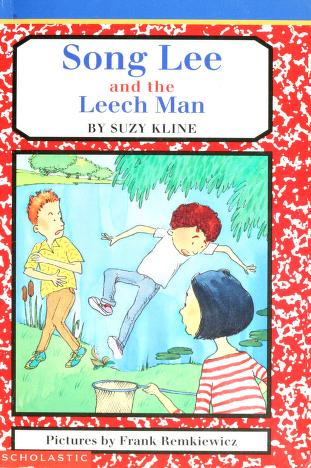 Cover of: Song Lee and the Leech Man |